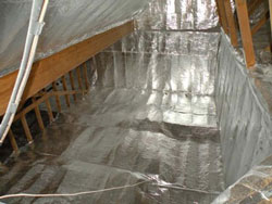 attic radiant barrier : radiant attic barrier  - Aeropaca.Org