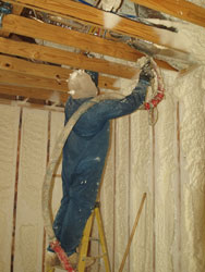attic insulation Atlanta