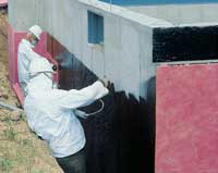 basement waterproofing and other waterproofing products and service