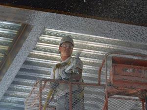 Commercial Fireproofing In Atlanta Marietta Alpharetta
