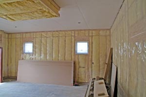 home garage insulation in atlanta marietta peachtree