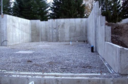 Waterproofing contractor atlanta cumming dunwoody for Foundation blanket wrap insulation